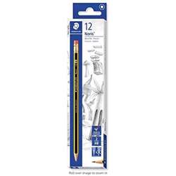 Staedtler Hb Pencil Noris-12 Pcs/Pkt