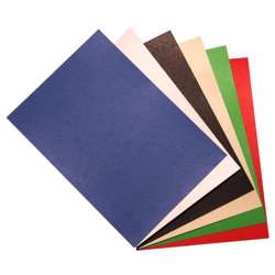 Atlas A4 Size Embossed Binding Sheet 230Gsm-100 Pcs/Pkt