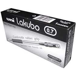 Uni-Ball Uni Lakubo Ball Pen-12 Pcs/Pkt