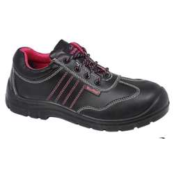 Vaultex Ladies Safety Shoes-Black (Pair) preview