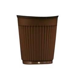 MPC Plastic PP Cup Brown 2oz - 58Dia.- 2000pcs preview