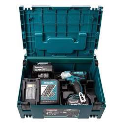 Makita DTW251RTJ 1/2 Impact Wrench Square Drive 12.7MM, 0-3200 IPM 18VDC preview