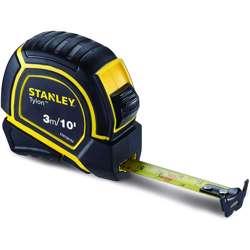 Stanley STHT36193 Tylon M.Tape 3M/Ex13mm Metric-Imperial