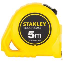 Stanley STHT36127-812 Short Tape Rules 5M/16''x19mm preview