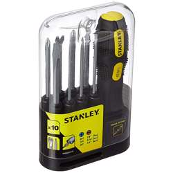 Stanley 0-62-511 Specialist Multifunctional Screw Driver