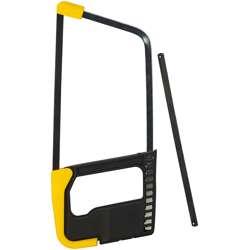 Stanley 0-15-218 150mm Junior Hacksaw - Plastic Handle