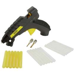 Stanley 0-Gr100 Gr100 Dualmelt 80Watts Glue Gun Kit Take 11.3mm Glue Sticks