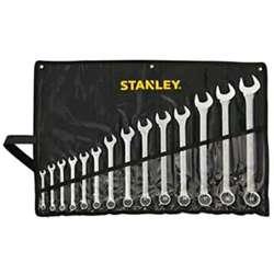 Stanley STMT80944-8 14Pc Cwb Black Pouch Set -Metric
