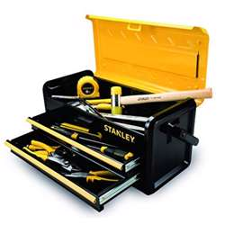 Stanley STST81400 21in 5 Tray Metal Tool Box