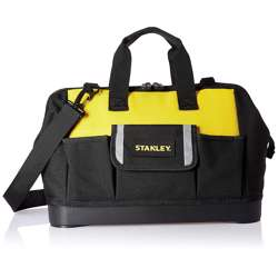 Stanley STST516126 16in Open Mouth Tool Bag