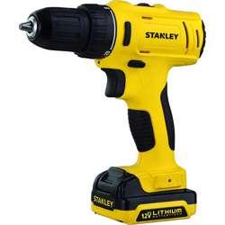 Stanley SCD121S2K-B5 12V Li-Ion Compact Drill Driver