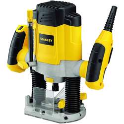 Stanley SRR1200-B5 1200W 8mm Variable Speed Plunge Router