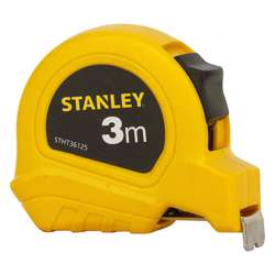 Stanley STHT36125-812 Short Tape Rules Black 3M/10x13mm+B16 preview