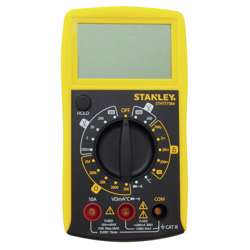 Stanley STHT0-77364 Multi Meter With 7 Functions & 20 Ranges