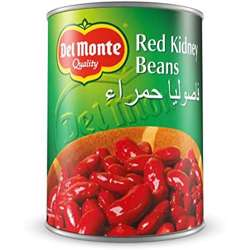 Del Monte Red Kidney Beans, 400g (24x400 gm)