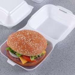 Foam Burger Box Small HB2 - 500pcs