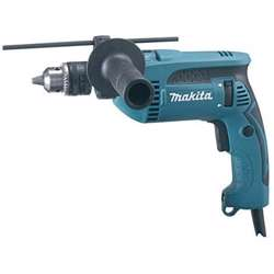 Makita HP1640KX3 Electric Percussion Impact Drill 680W + Bit Set