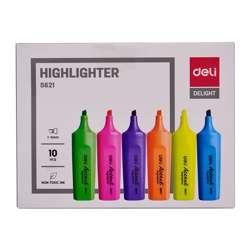 Deli Highlighter(Blue)