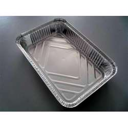 Ducon Aluminium Container With Lids-83120 -1000pcs