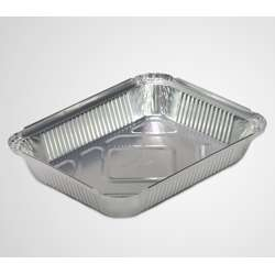 Ducon Aluminium Container With Lids-83185 -1000pcs