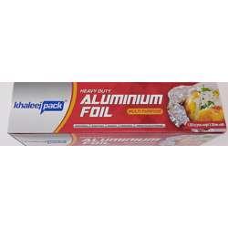 Aluminium Foil -30cm X 1.35kg- 6 Rolls