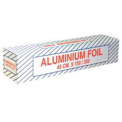 Khaleej Links Aluminium Foil-45cmx1.2kg- 6 Rolls