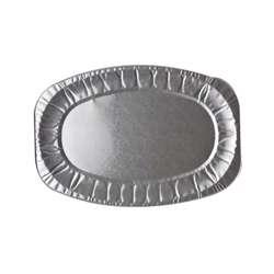 Aluminium Oval Platter 6550-150pcs