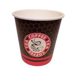 O-Pack Paper Cup 6oz - 1000pcs