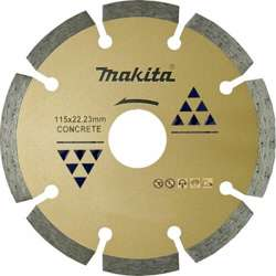 Makita CONCRETE CUTTING WHEEL 115X22.23MM A 84109