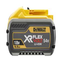Dewalt DCB547-XJ XR FLEX VOLT 3.0AH BATTERY (SDS PLUS & MAX)