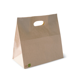 Detpak I Am ECO Die Cut Handle Carry Bag