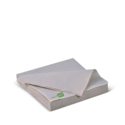 Detpak I Am ECO Brown Paper Napkin