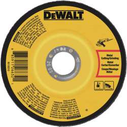 Dewalt DWA4500SIA-AE STAINLESS STEEL GRINDING WHEEL 100 X 6 X 16MM TYPE 27
