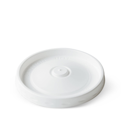 Detpak White Hot Soup Bowl Lid