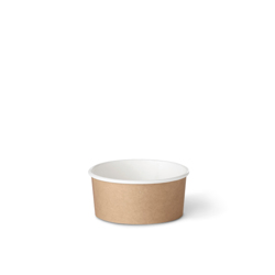 Detpak Brown Paper Savoury Bowl