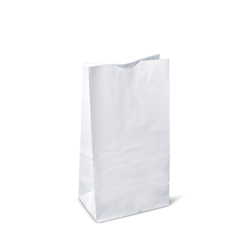 Detpak White Paper Take Away Sos Bag