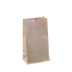 Detpak Brown Paper Take Away Sos Bag