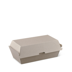 Detpak Brown Endura Snack Box
