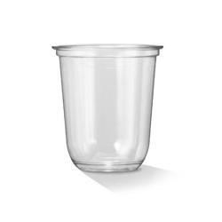 Galaxy Pack U Shaped Pet Juice Cup