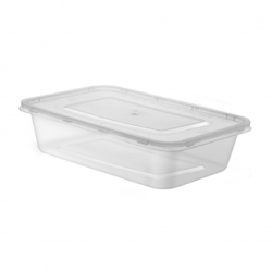 Galaxy Pack Microwave Rectangle Container
