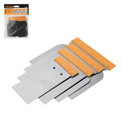 Tolsen 4Pcs Wall Scrapper Set