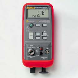 Fluke 718Ex 30G Intrinsically Safe Pressure Calibrator (2 bar),-12 to 30 PSI