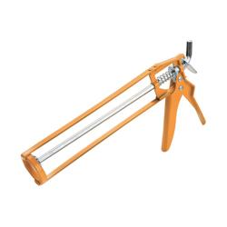 Tolsen Caulking Gun Pressd steel body Powder Coated Aluminum trigger (225mm)