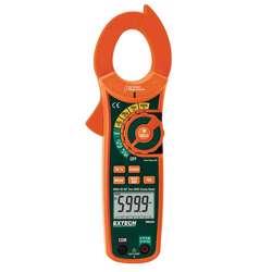 Extech MA640 600A True RMS AC/DC Clamp Meter + NCV