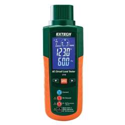 Extech CT70 GFCI and AC Circuit Analyzer