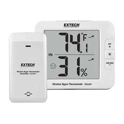 Extech RH200W Multi-Channel Wireless Hygro-Thermometer