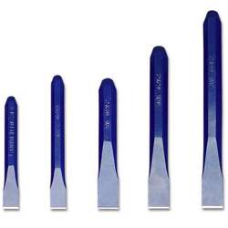 Groz CHS/ST/10/3-4 Cold Flat Chisel 10in X 3/4in Blade