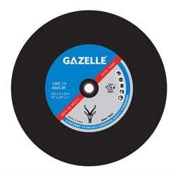 Gazelle GSSC14 Large Cut-Off Wheels 14in - 350 x 3 x 25mm S.S