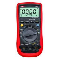 Uni-T UT61C Digital Multimeter 600mV-1000V