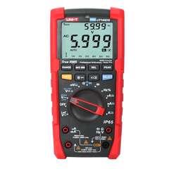 Uni-T UT195DS Electrician Advance Digital Multimeter, 6000 display count